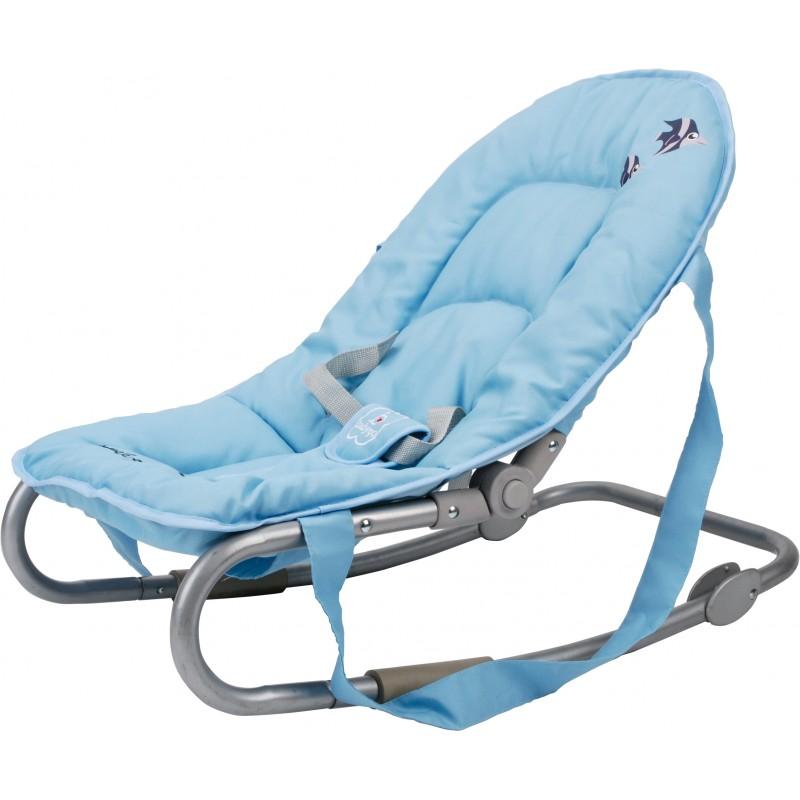 Louez transat bébé pliable