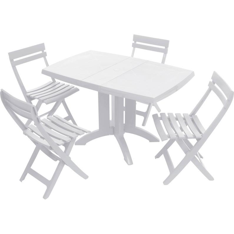 location table et chaise